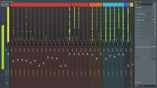 Picture of FL Studio 20 Fruity Edition Download