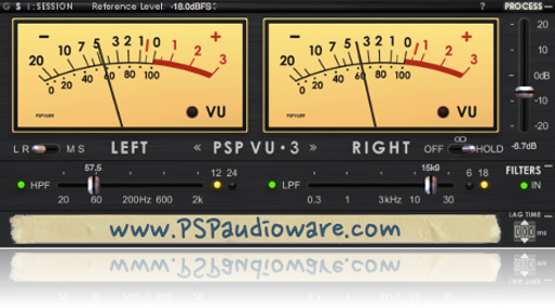 Picture of PSP TripleMeter  Download