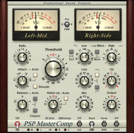Picture of PSP MasterComp  Download