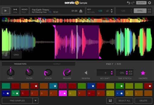 Picture of Serato Sample Download