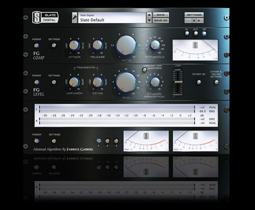 Picture of Slate FG-X Mastering Plugin Download
