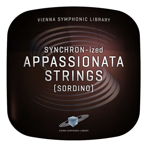 Picture of Vienna Symphonic Library SYNCHRON-ized Appassionata Strings Sordino Library  (Crossgrade from VI Appassionata Strings II Full) Download