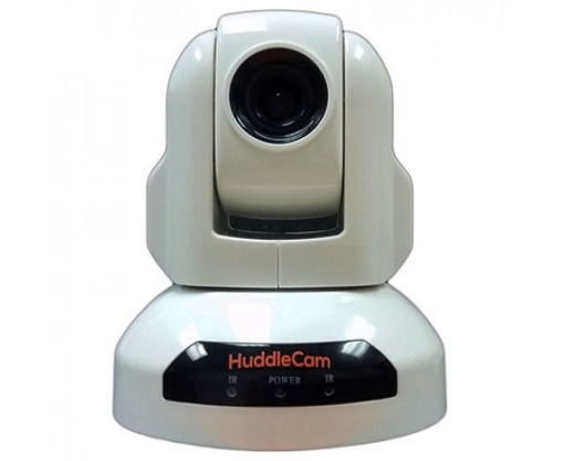 Picture of HUDDLECAM 3X OPTICAL ZOOM, PTZ USB CAMERA, WHITE