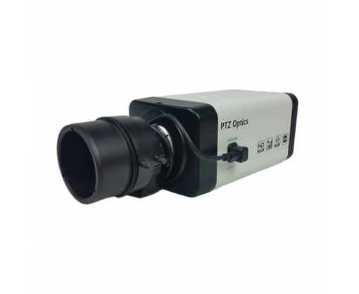 Picture of PTZOPTICS ZCAM-VL VARIABLE LENS HD-SDI AND IP STREAMING CAMERA