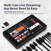 Picture of YOLOLIV YOLOBOX PRO PORTABLE MULTICAM LIVE STREAMING STUDIO