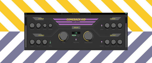 Picture of Baby Audio Comeback Kid Download