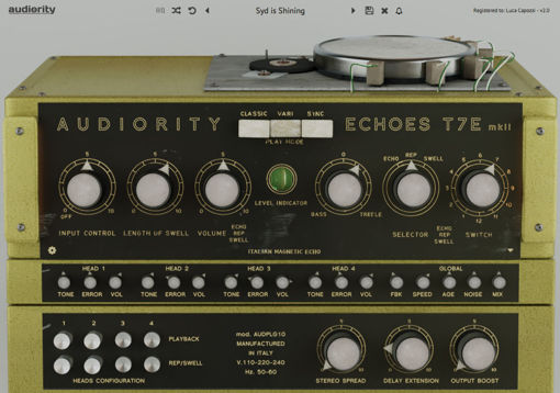 Picture of Audiority Echoes T7E mkII Download