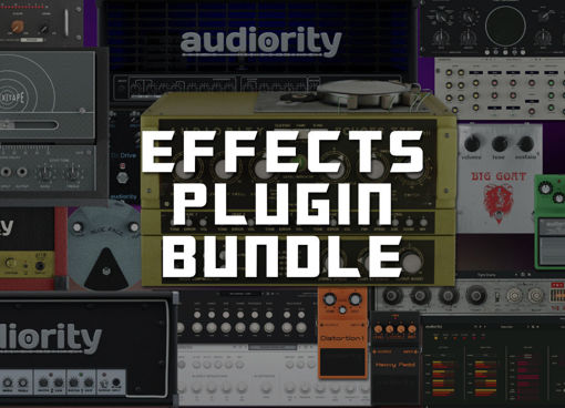Picture of Audiority Effects Plugin Bundle Download