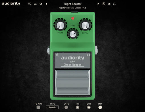 Picture of Audiority Green Reaper GR9 Download