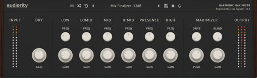 Picture of Audiority Harmonic Maximizer Download