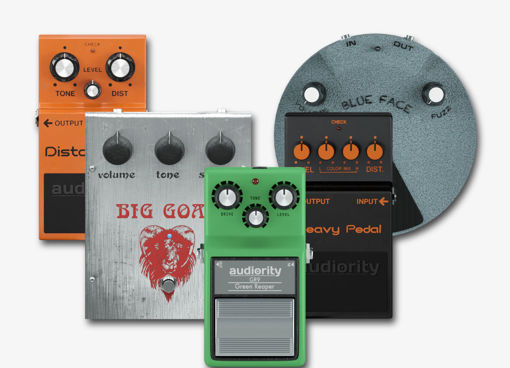 Picture of Audiority Pedalboard Classic Distortions Download
