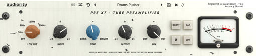 Picture of Audiority Pre X7 Download