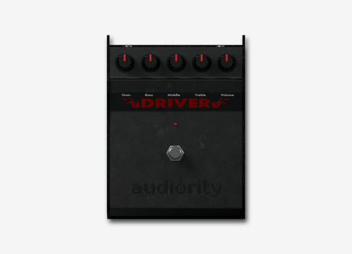 Picture of Audiority The Driver Download