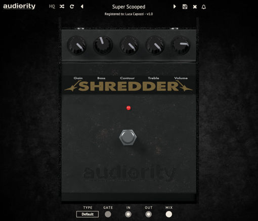 Picture of Audiority The Shredder Download