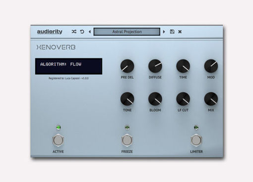 Picture of Audiority XenoVerb Download