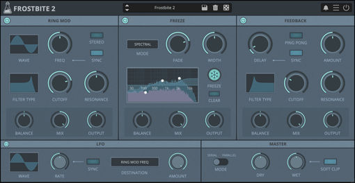 Picture of AudioThing Frostbite 2 Download