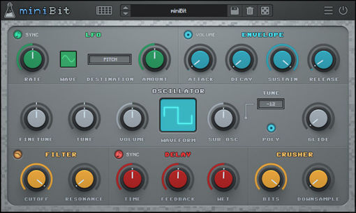 Picture of AudioThing MiniBit Download