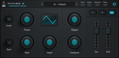 Picture of AudioThing Phase Motion Download