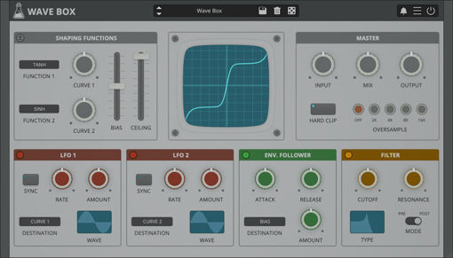 Picture of AudioThing Wave Box Download