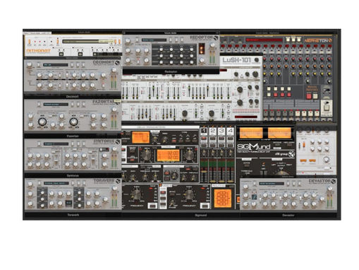 Picture of D16 Total Bundle All D16 Group Plug-ins Audio Effect and Virtual Instrument Bundle Download