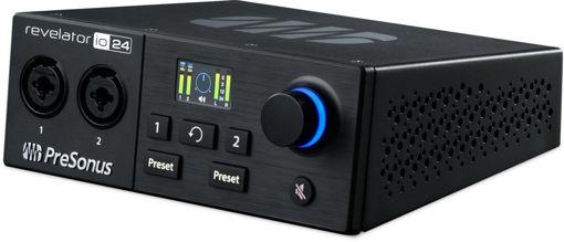 Picture of Revelator io24 USB-C Audio Interface with DSP