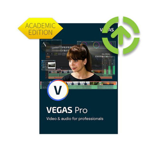 Picture of Magix VEGAS Pro 19 (Upgrade from Previous Version, Academic) Download