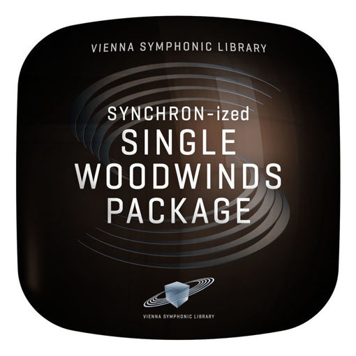 Picture of Vienna Symphonic Library SYNCHRON-ized Single Woodwinds Package Download