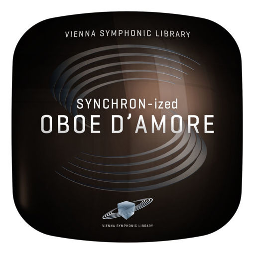 Picture of Vienna Symphonic Library SYNCHRON-ized Oboe d'Amore  Download