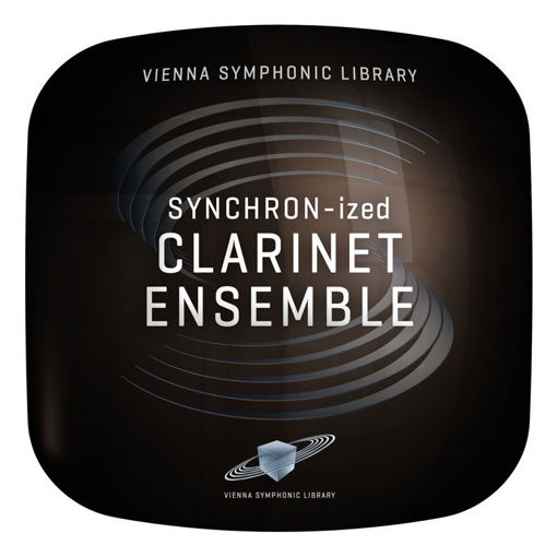 Picture of Vienna Symphonic Library SYNCHRON-ized Clarinet Ensemble  Download