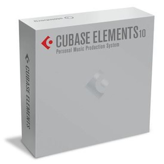 Picture of Steinberg Cubase Elements 10.5 Retail Boxed