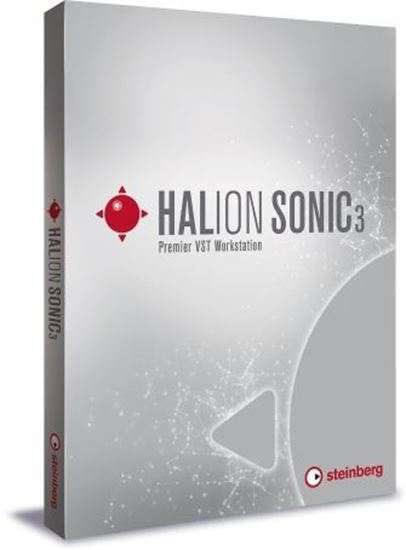 Picture of Steinberg Halion Sonic 3 Retail Edition Boxed