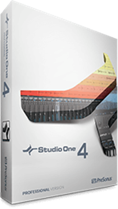 Picture of Presonus Studio One 4 Professional Boxed