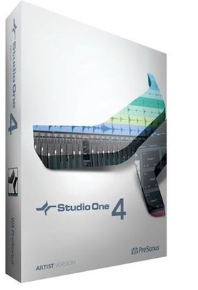 Picture of Presonus Studio One 4 Artist Boxed