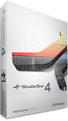 Picture of Presonus Studio One 4 Professional Upgrade From Professional/Producer (All) Boxed