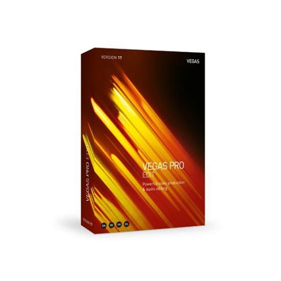 Picture of Magix VEGAS Pro 17 Edit Download