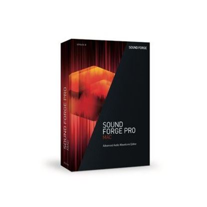 Picture of Magix Sound Forge Pro Mac 3 Download