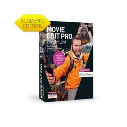 Picture of Magix Movie Edit Pro Premium (2019) - Academic Download