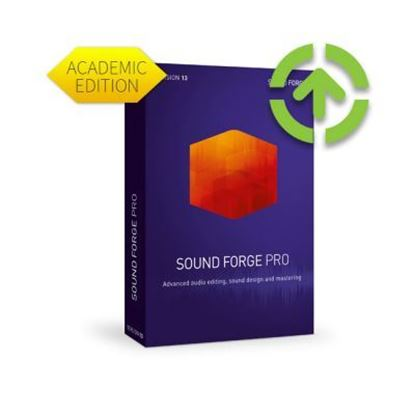 Picture of Magix Sound Forge Pro 13 (Academic, Upgrade) Download