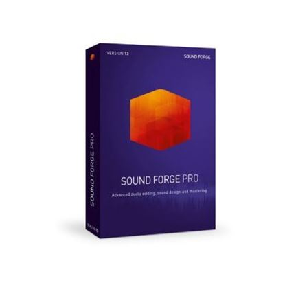 Picture of Magix Sound Forge Pro 13 Download