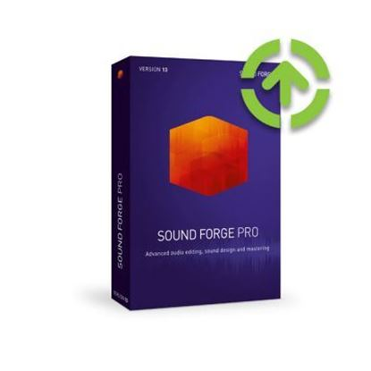 Picture of Magix Sound Forge Pro 13 (Upgrade) Download