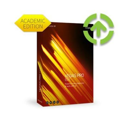 Picture of Magix VEGAS Pro 17 Edit (Upgrade from Previous Version, Academic) Download