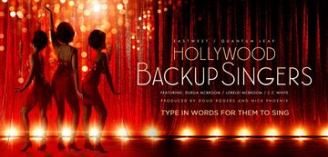 Picture of East West HOLLYWOOD BACKUP SINGERS Library Download