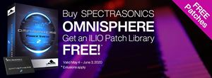 Omnisphere 2, Get a Free Patch Library!