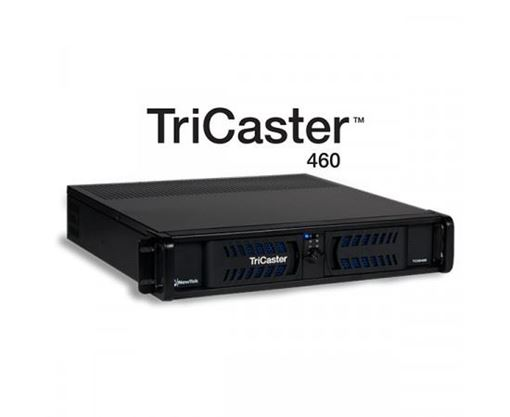 Picture of NEWTEK TRICASTER 460 ALA CARTE, WITHOUT CONTROL SURFACE