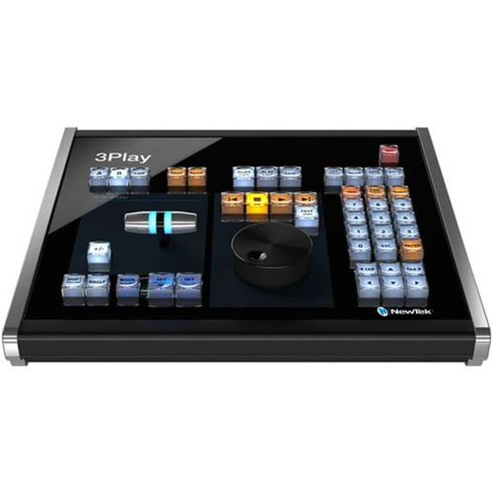 Picture of NEWTEK 3PLAY 4800 CONTROL SURFACE FOR 3PLAY MINI REGISTERED CUSTOMERS