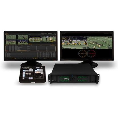 Picture of NEWTEK 3PLAY 425 WITH CONTROL SURFACE
