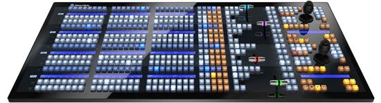 Picture of NewTek IP Series 4-Stripe Control Panel for TriCaster TC1