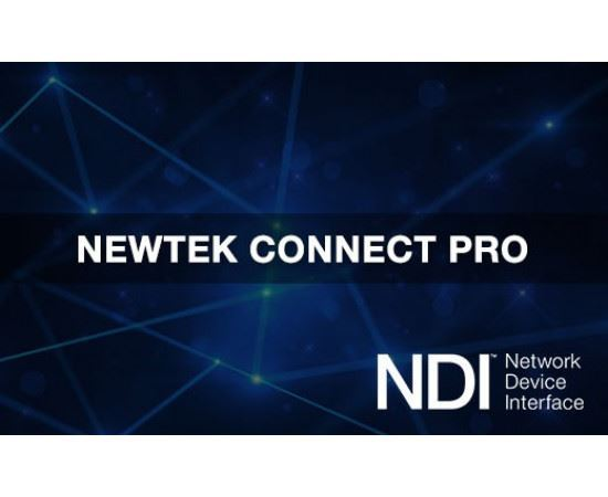 Picture of NEWTEK CONNECT PRO NDI SOFTWARE DOWNLOAD