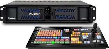 Picture of NEWTEK TRICASTER 460 ADVANCED EDITION WITH CONTROL SURFACE