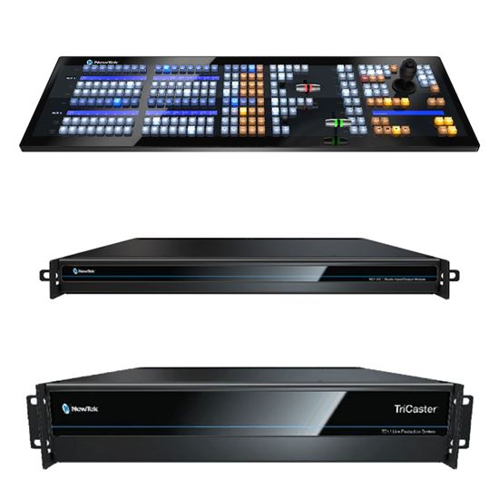 Picture of NEWTEK TRICASTER TC1 DELUXE BUNDLE